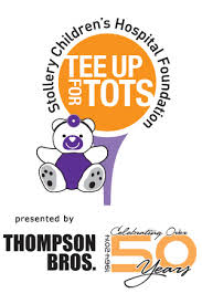 Tee up for tots